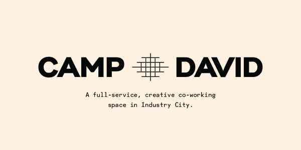 A creative co-working space in Brooklyn, NYC | Camp David