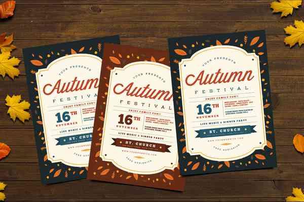 $ Autumn Festival