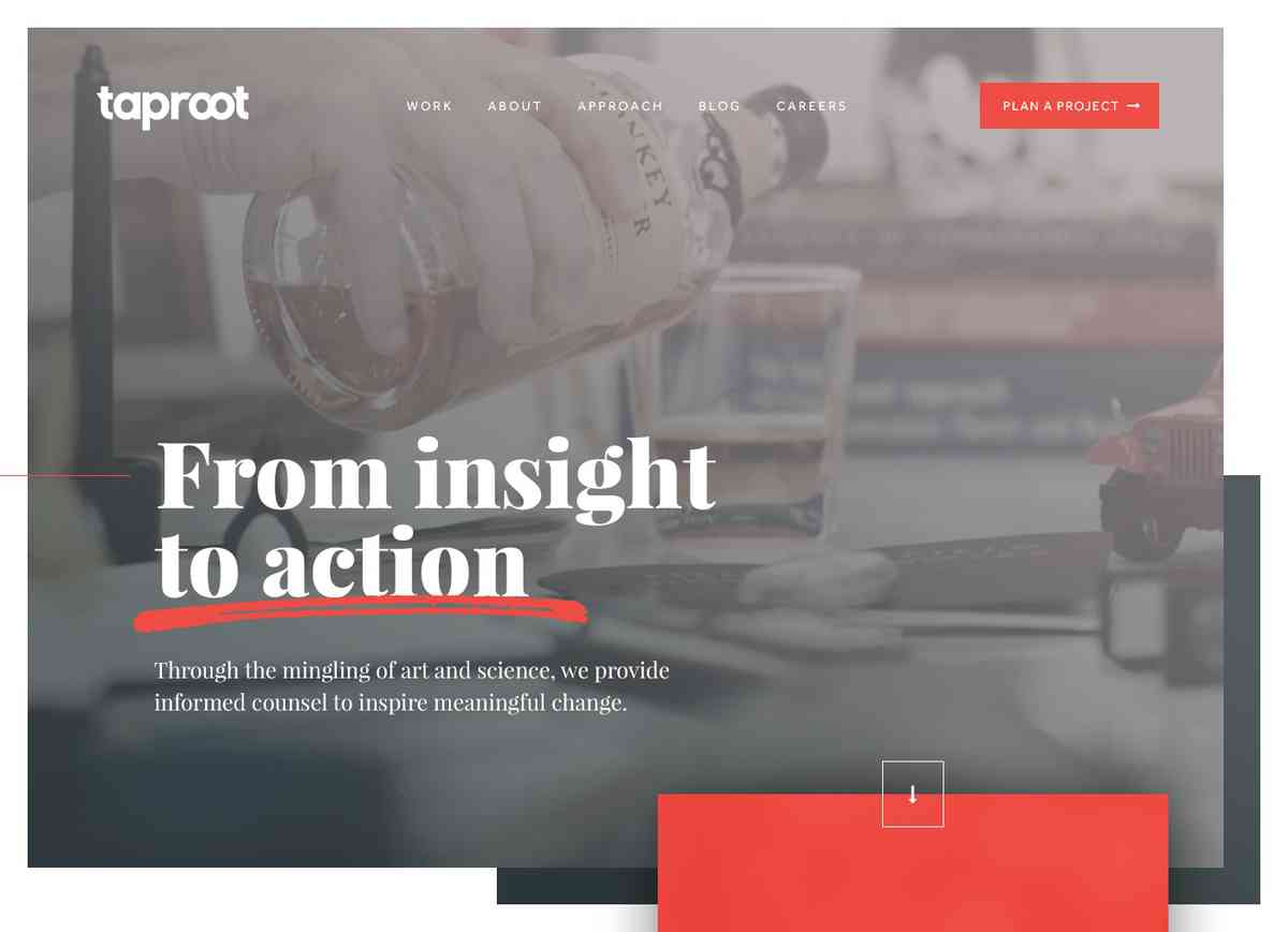 The Taproot Agency | Research | Strategy | Branding | Digital
