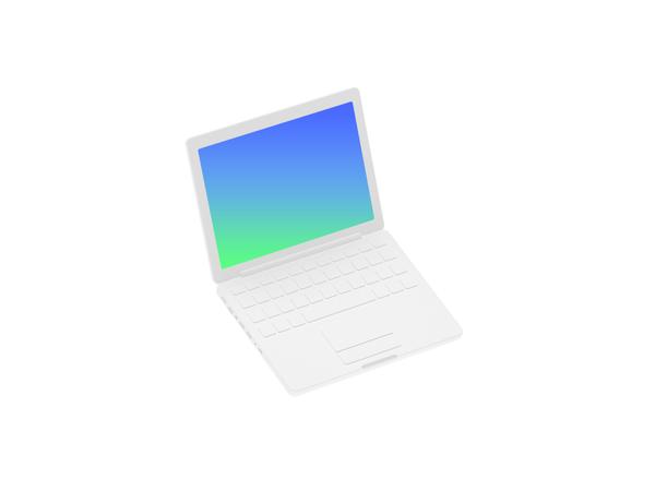 Slam Illustrations | Laptop