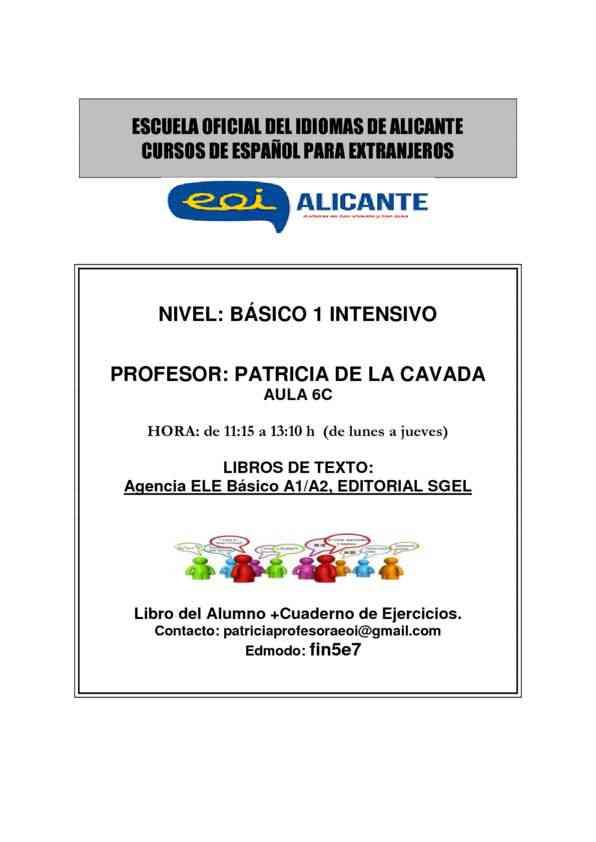 info A1 INTENSIVO 11.15