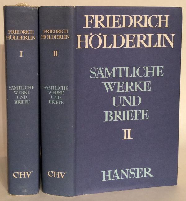 Sämtliche Werke und Briefe, 1970