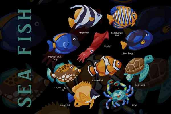 $ Sea Fish