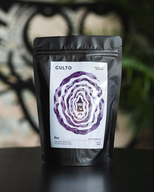 Culto   Coffee bag