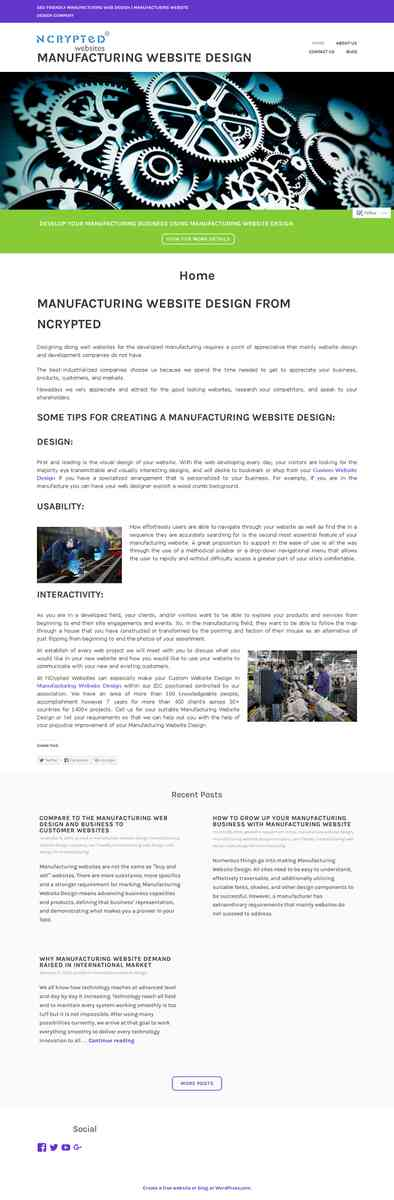 manufacturingwebsitedesign.wordpress.com