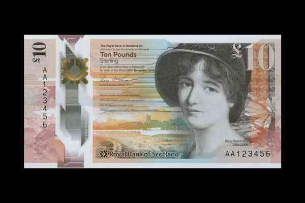 Royal Bank of Scotland £10
