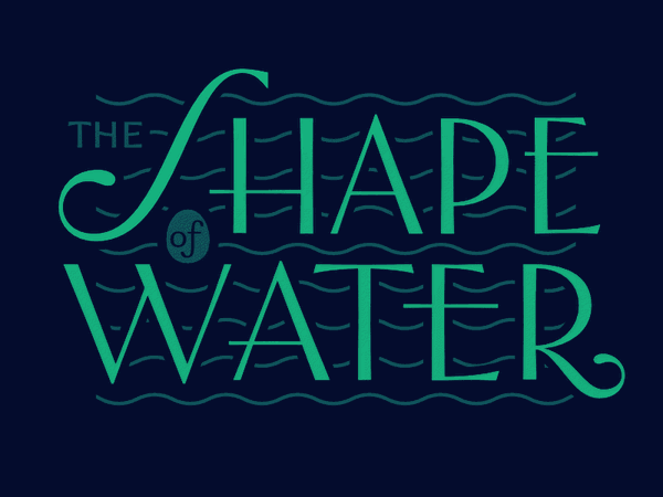The Shape Of Water by Jonathan Ball
