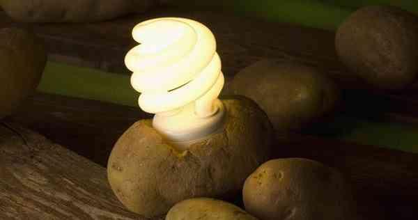 Saviez-vous qu'avec une pomme de terre vous pouvez allumer une chambre pour un mois?! – VIDÉO …