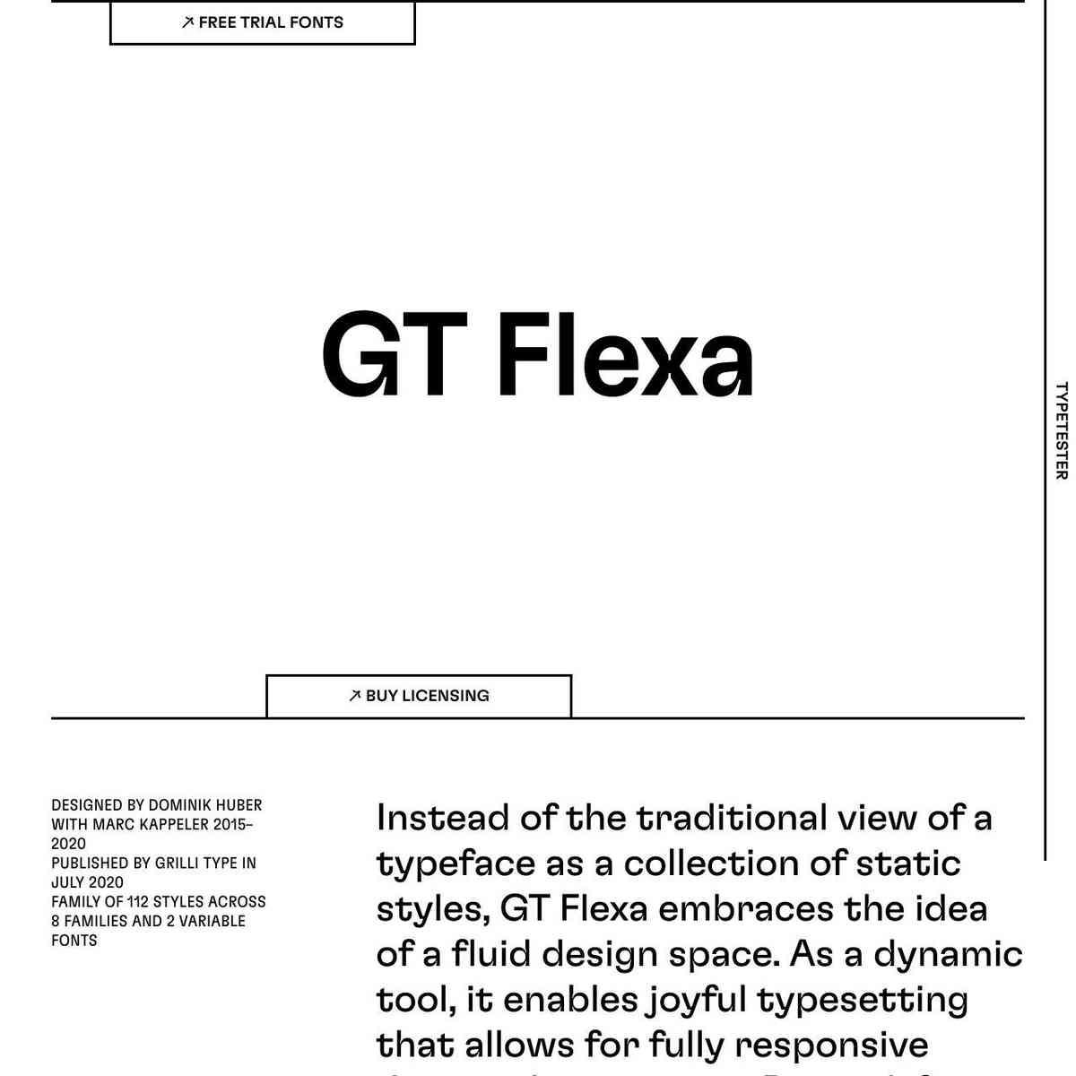 GT Flexa