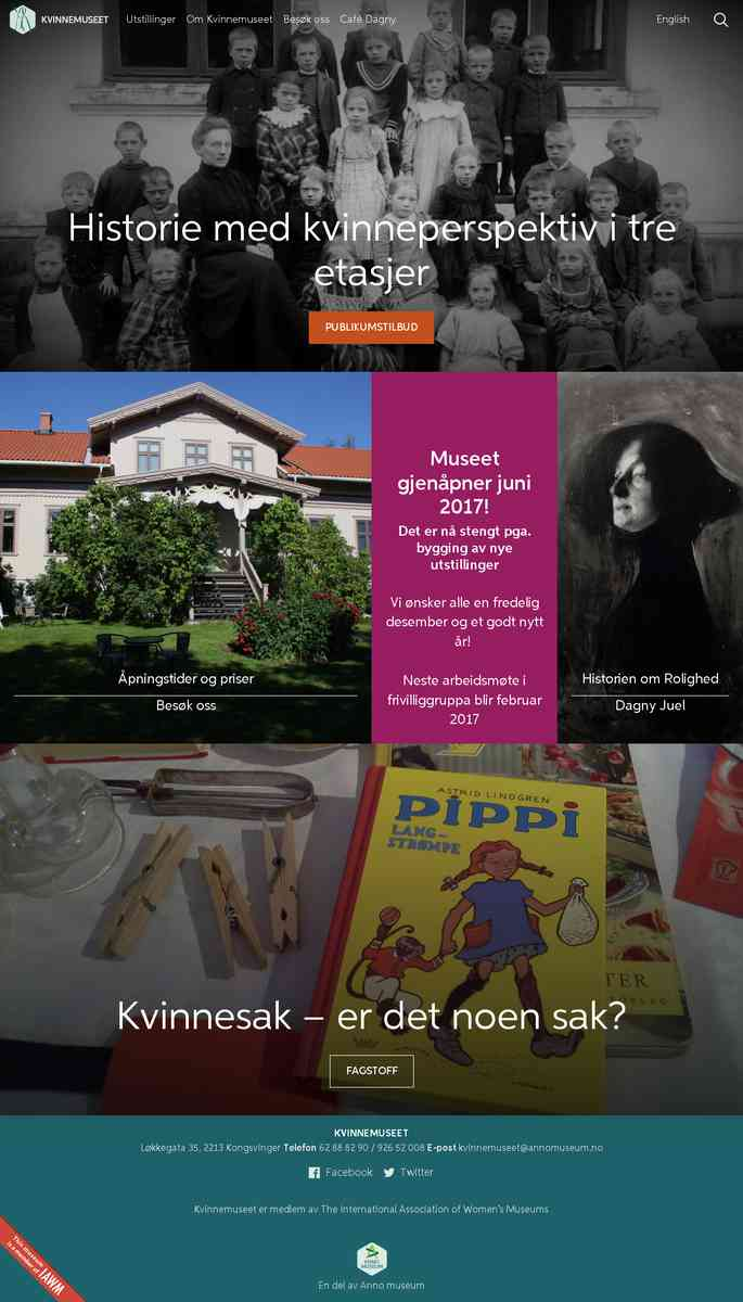 Kvinnemuseet | Kvinnemuseet