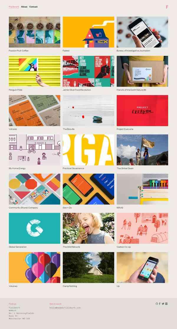 Fieldwork — A Design and Technology Studio