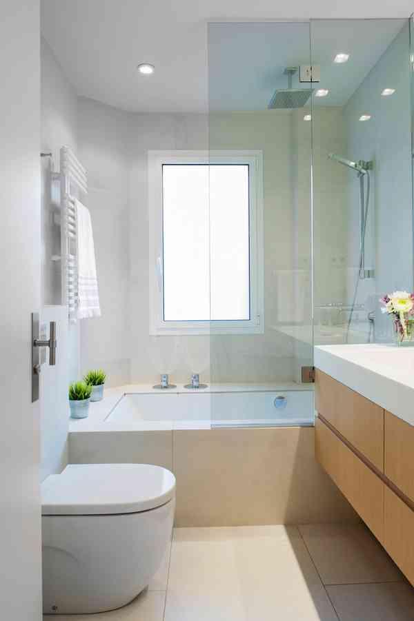 Duque de sevilla - Scandinavian - Bathroom - Madrid - by Almudena Rebuelta Domecq