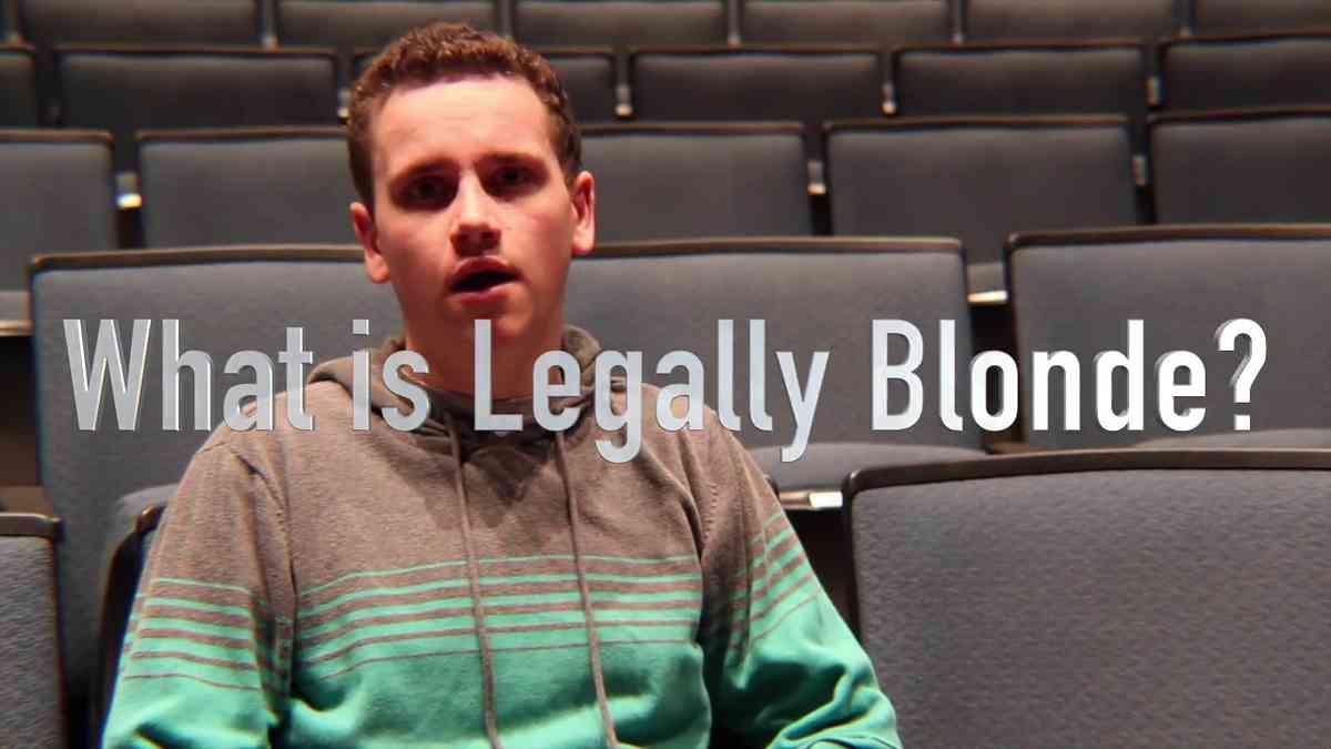 Legally Blonde Promo