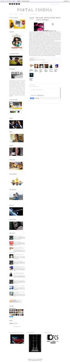 Comunicado - Abertas Inscrições Para o V Curso de Cinemalogia | Portal Cinema