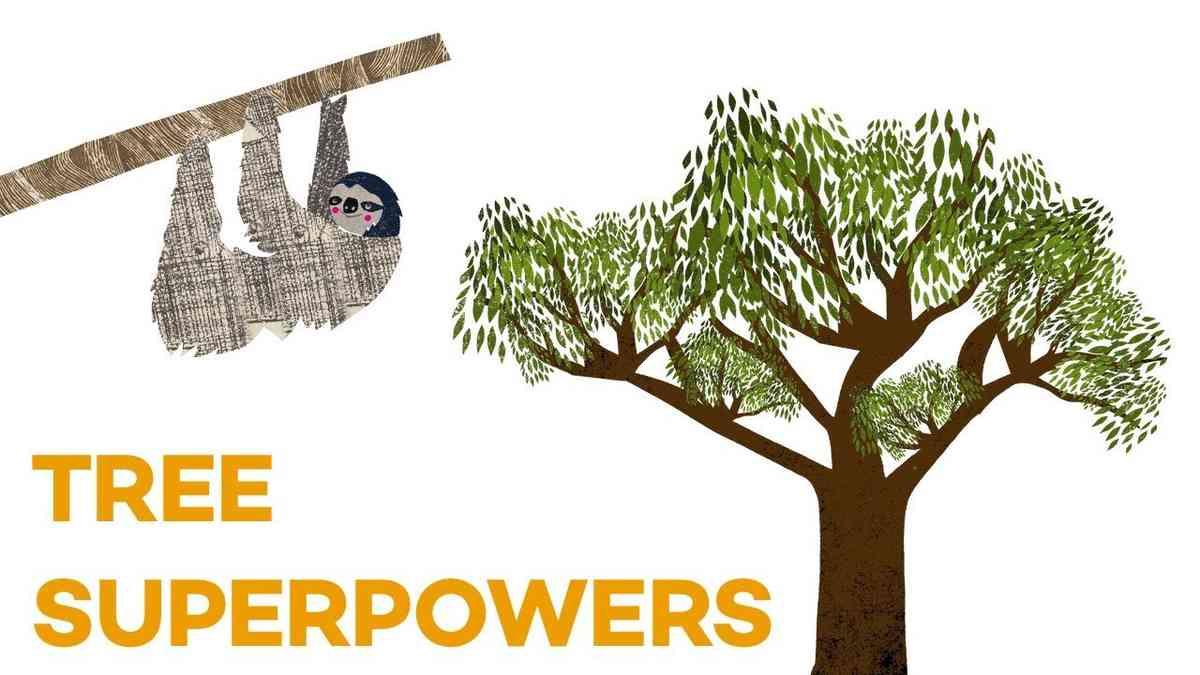 The hidden superpowers of trees
