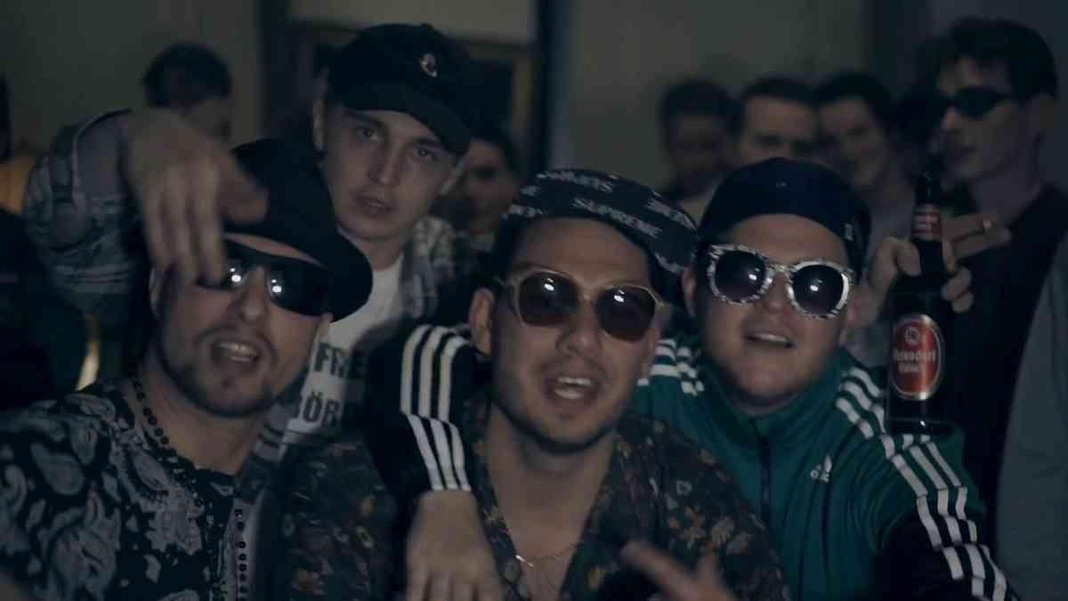 Fruity Luke ft. Kulturerbe Achim & Bladi - Bring Back The Funk (prod. 8Moss & Benji Bizzle)