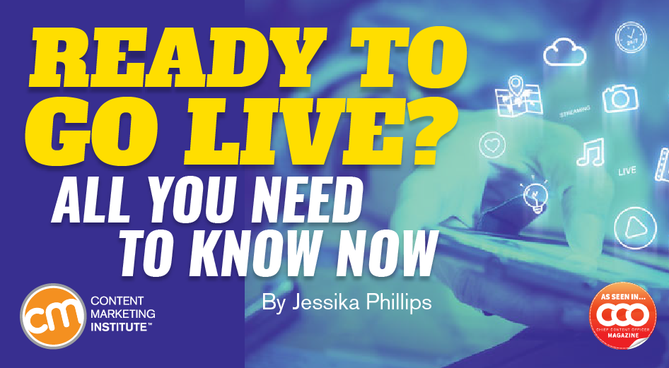 Ready to Go Live? All You Need to Know Now