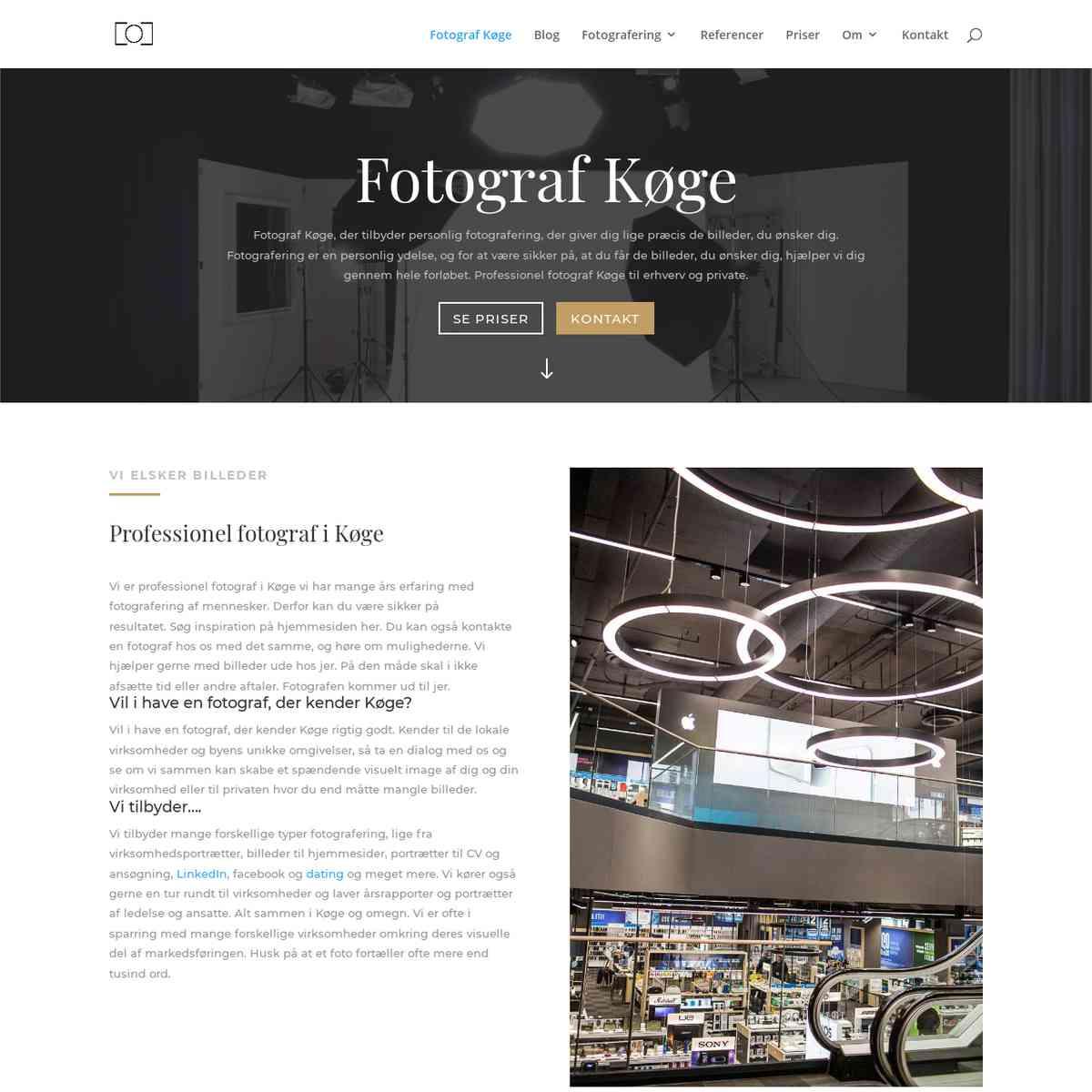 Fotograf Køge