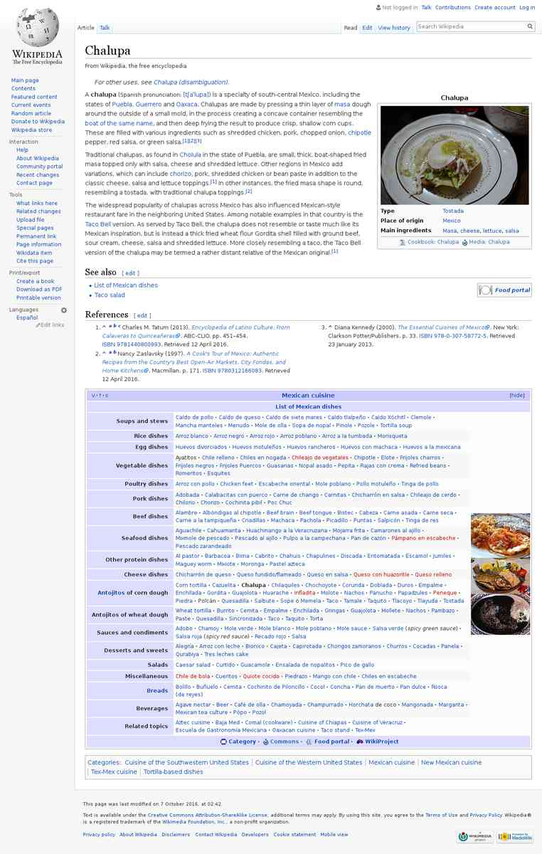 Chalupa - Wikipedia, the free encyclopedia