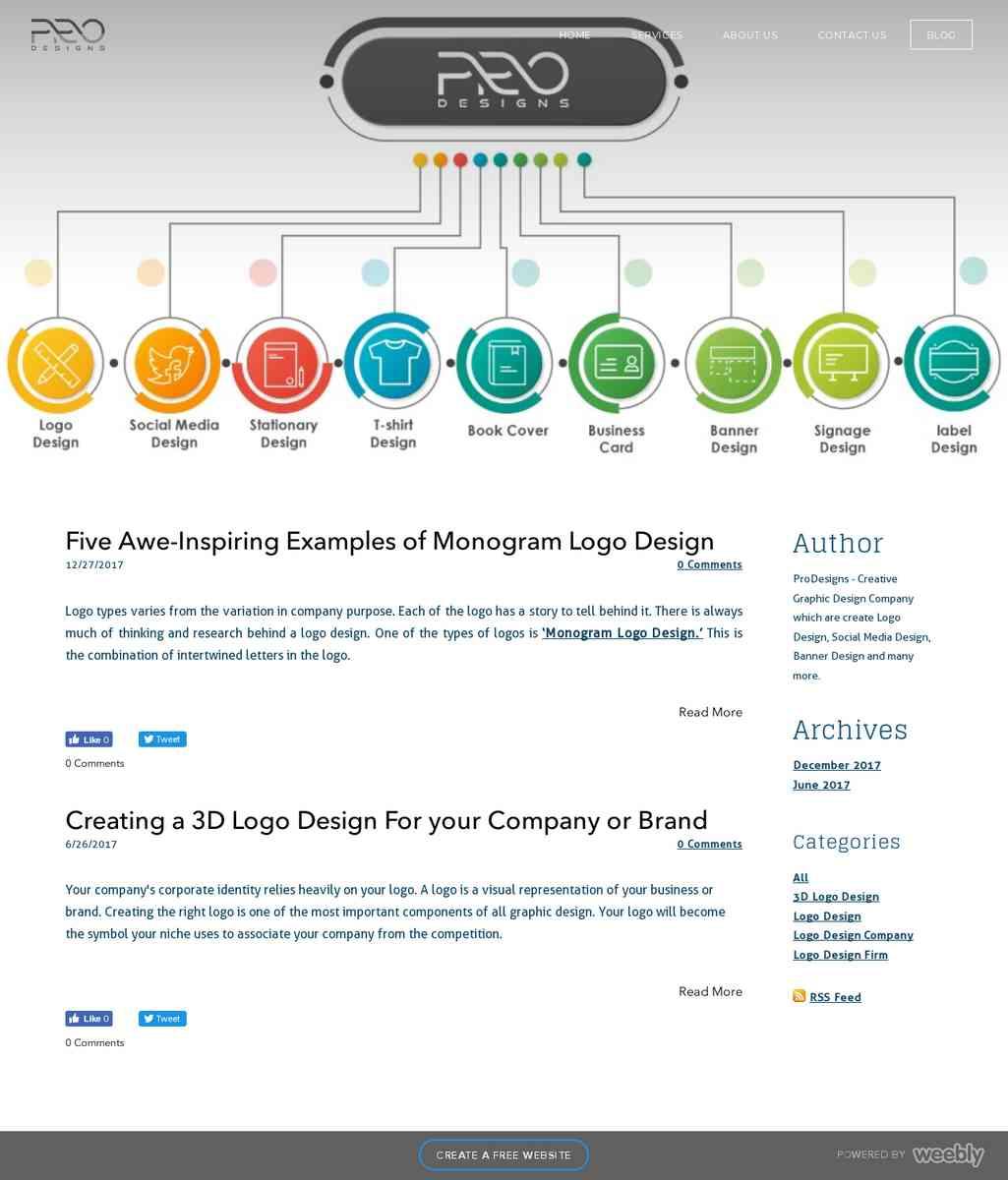 Five Awe-Inspiring Examples of Monogram Logo Design