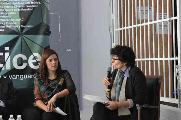 La garganta, el grito y la voz. Fernanda López Escobedo y Susana González Aktories