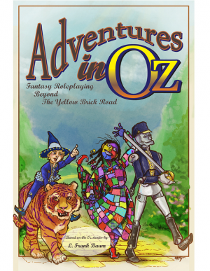 Game - Adventures in Oz (free)