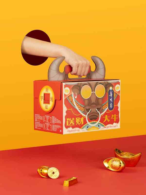 LuWeiZhai   Chinese New Year Packaging