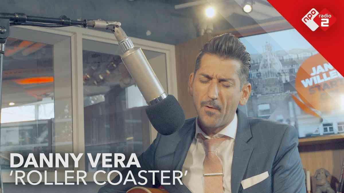 Danny Vera - 'Roller Coaster' live @ Jan-Willem Start Op!
