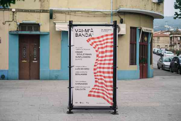 VAI-M'À BANDA 2019 | Banner