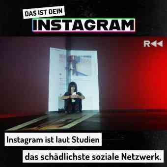 Das ist dein Instagram