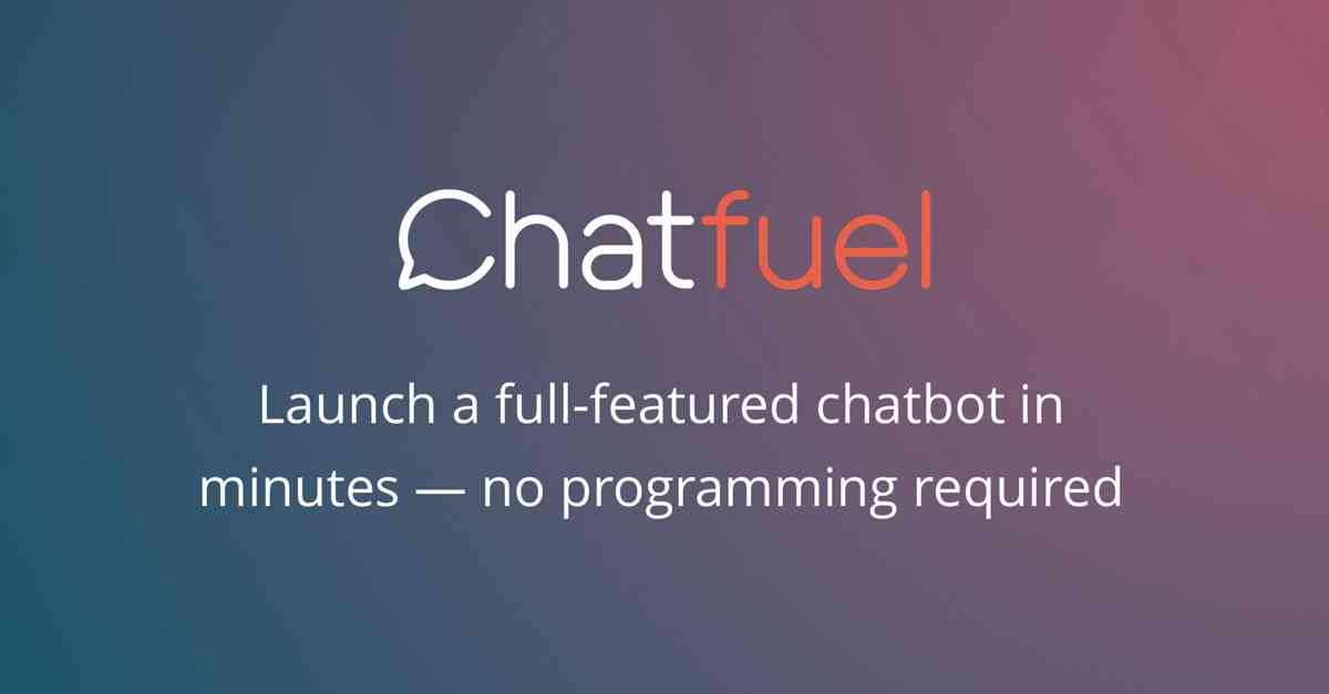 Create a Facebook AI Chatbot Without Coding