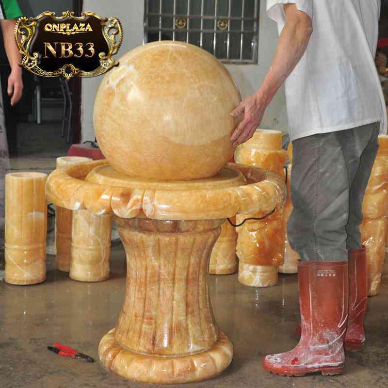 Đá cẩm thạch là gì ? Trong phong thủy có ý nghĩa gì ? | nonbo.net.vn