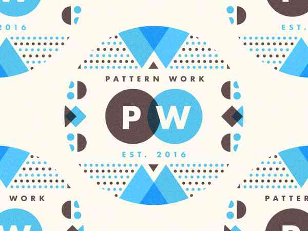 ∆ Pattern Work ∆ by ∆ Studio–JQ ∆ - Dribbble