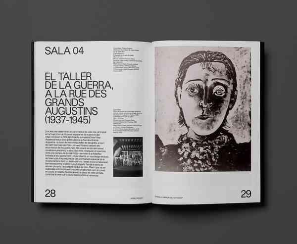Picasso, la mirada del fotògraf | Page spread