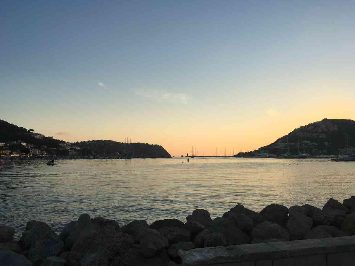 3. All over Majorca