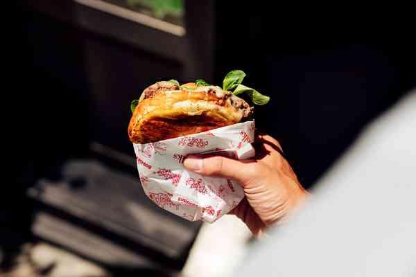 Folks Burgers | Wrap
