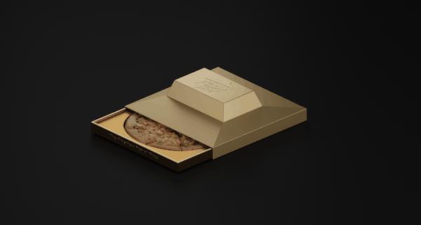 Golden Packaging   Pizza