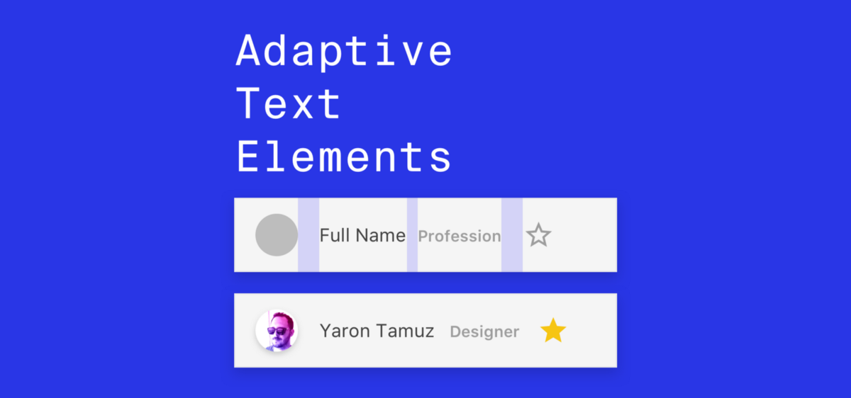 Article: Adaptive Text Elements In Sketch