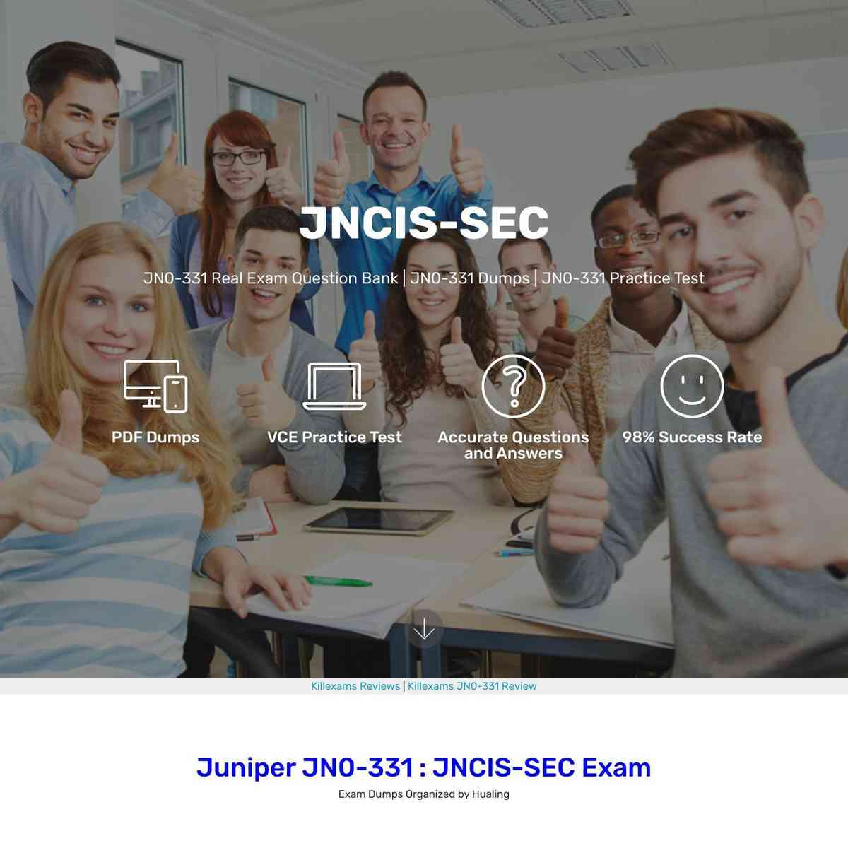 New release of JN0-331 Exam dumps with Real Exam Questions