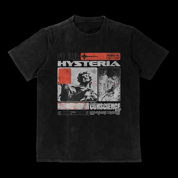 Hysteria | T-shirt