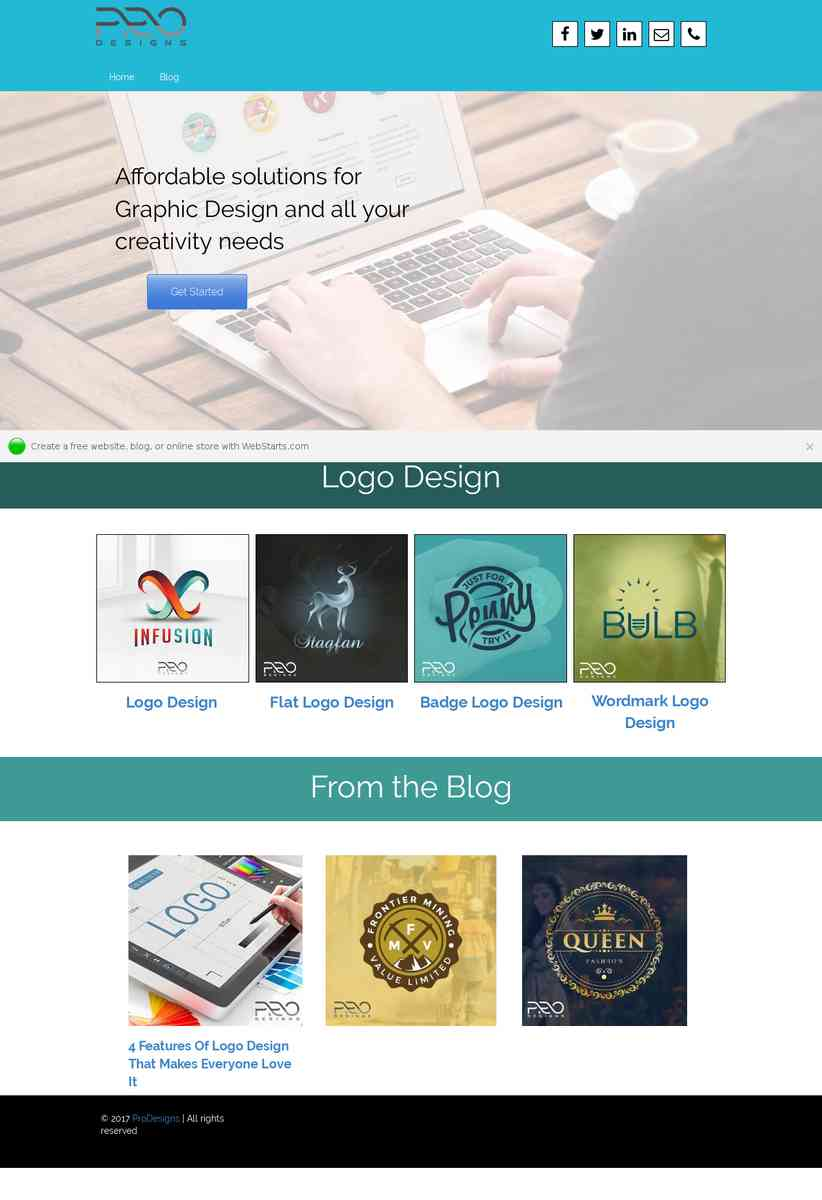 Affordable solutions for Graphic Design and all your creativity needs