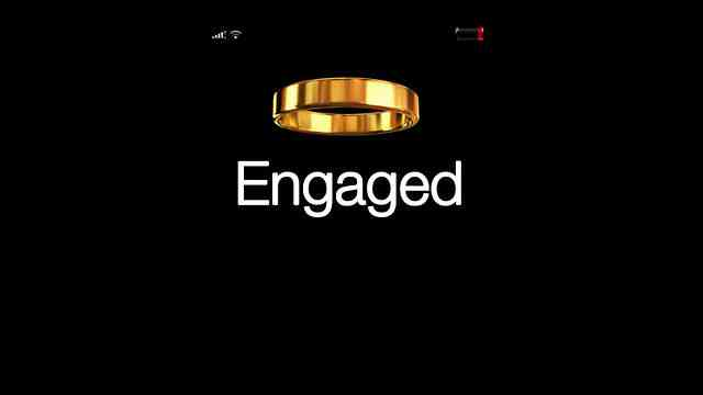 short film: 'Engaged'