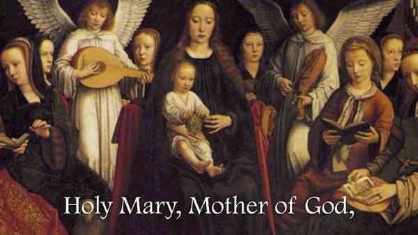 Prayer: Hail Mary