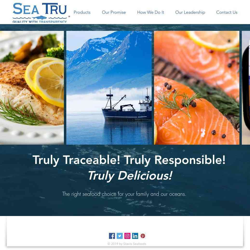 SeaTru by Stavis Seafoods