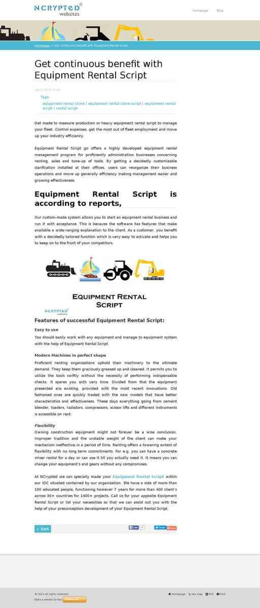 equipment-rental-script.webnode.com/news/get-continuous-benefit-with-equipment-rental-script/