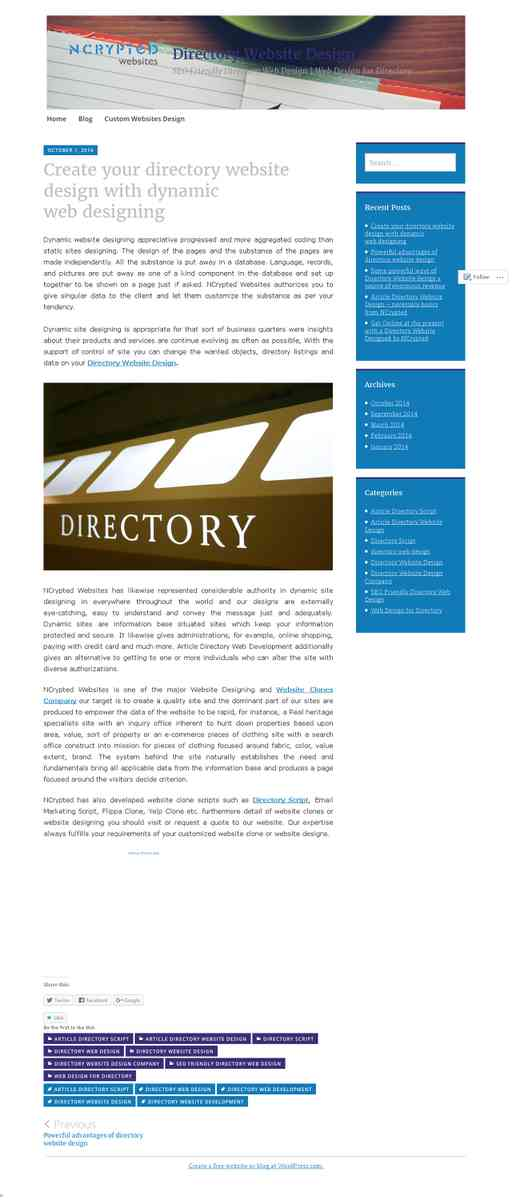 directorywebsitedesign.wordpress.com/2014/10/01/create-your-directory-website-design-with-dynamic-w…