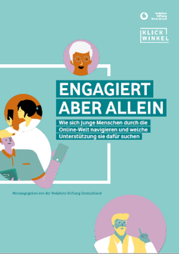 ENGAGIERT ABER ALLEIN - Vodafone Stiftung