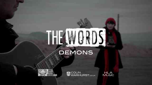 """Demons"" - The Words - Music Video, Directed by Colin Warhurst"