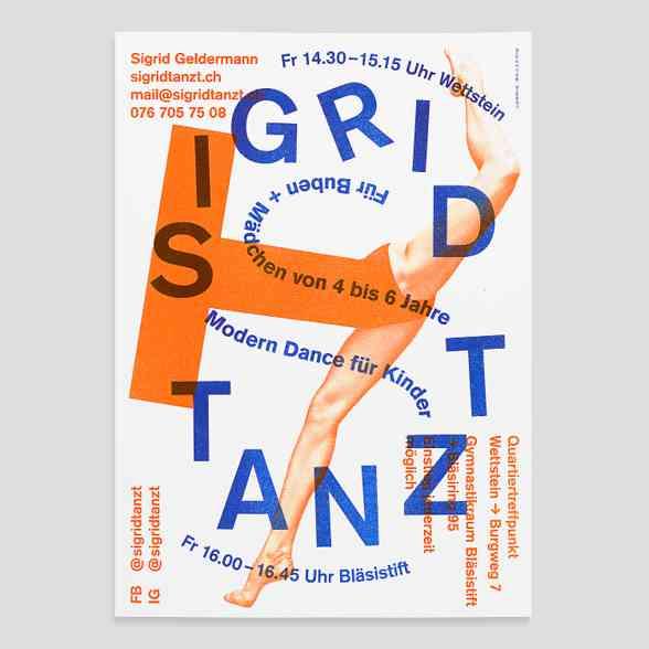 Sigrid Tanzt | Poster