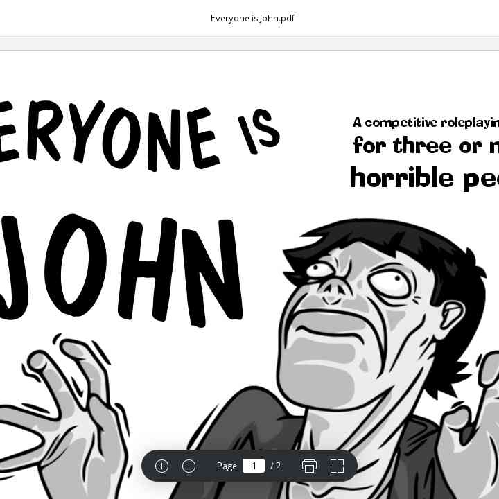 (pdf) Everyone is John